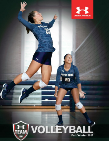 Under Armour Volleyball