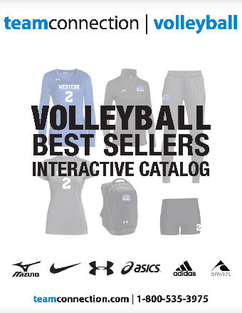 Volleyball Best Sellers Interactive