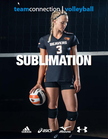 Sublimation -Volleyball