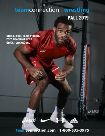 Wrestling Fall 2019 Catalog