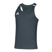 Adias Men's Team 19 Singlet Tank