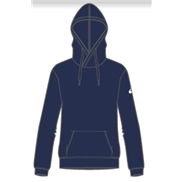 Asics Men's French Terry Hoodie