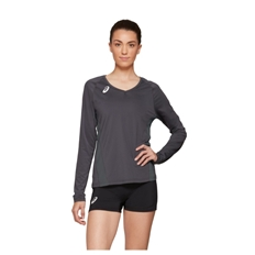 Asics Girls Spin Serve Long Sleeve Jersey