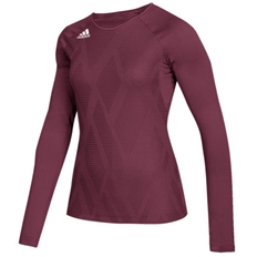 Adidas Women's Quickset Long Sleeve Jersey
