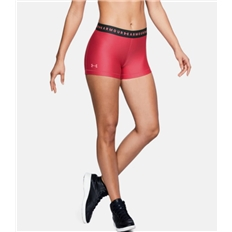 Under Armour Women's HeatGear Armour Shorty Short
