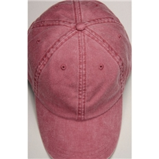 Adams Essentials Pigment Dyed Cap