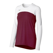 Mizuno Women's Techno VII Long Sleeve Jersey
