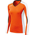 Asics Youth Jr. Roll Shot Jersey