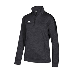 Adidas Women's Team Issue 1/4 Zip Pullover