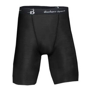 Badger Men's Compression Shorts