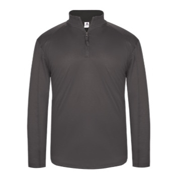 Badger Men's 1/4 Zip Light Weight Pullover