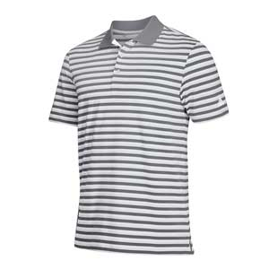 Adidas Men's Short Sleeve Ultimate 3 Stripe Polo