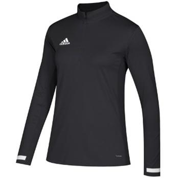 Adidas Women's Team 19 Long Sleeve 1/4 Zip