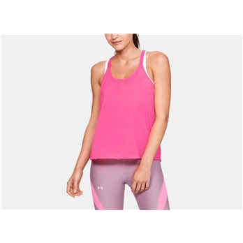 Under Armour Women's Whisperlight Foldover Tank