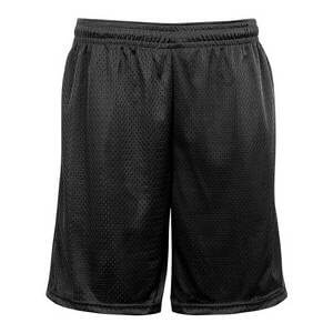 Badger Men's Mesh Pocketed Shorts