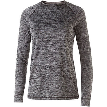 Holloway Women's Electrify 2.0 Long Sleeve Crew