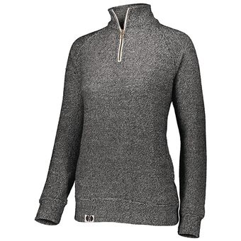 Holloway Women's Cuddly 1/4 Zip Pullover