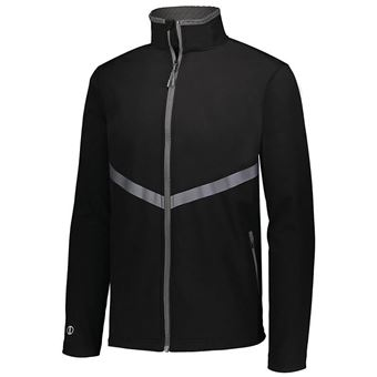 Holloway Men's 3D Regulate Soft Shell Jacket
