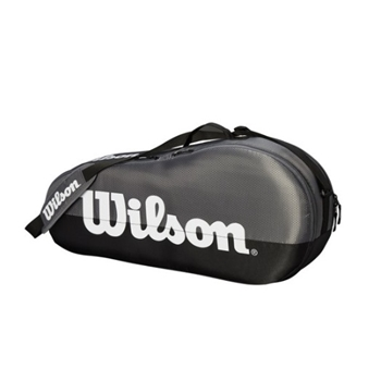 Wilson Team Silver Collection 3 Pack Racquet Bag