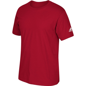 Adidas Men's Performance Go to Short Sleeve Tee
