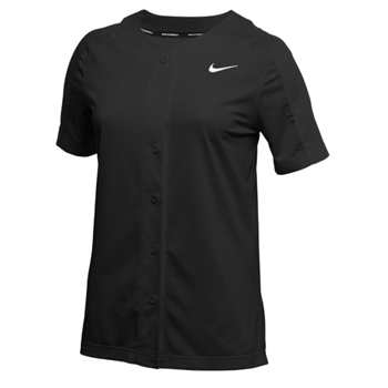 Nike Women's Stock Vapor Select Full Button Jersey
