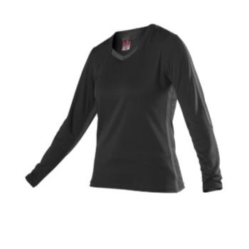 Badger Women's Dig LS Volleyball Jersey