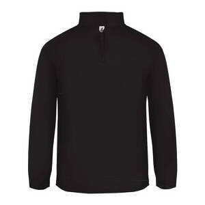 Badger Men's 1/4 Zip Poly Fleece Pullover