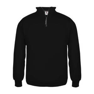 Badger Men's 1/4 Zip Fleece Pullover