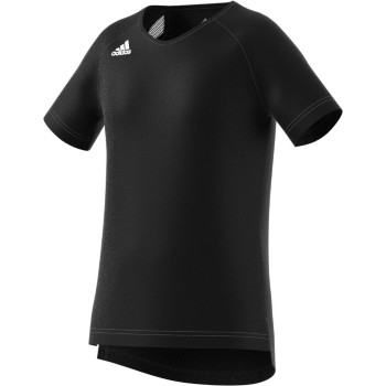 Adidas Youth HiLo Jersey Cap Sleeve