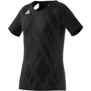 Adidas Youth Quickset Jersey Short Sleeve