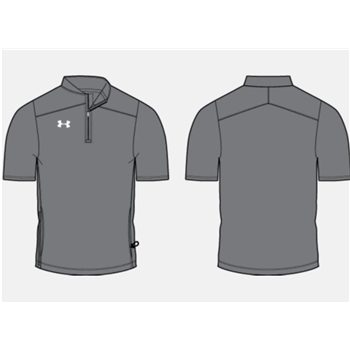 Under Armour Men's Triumph Cage Short Sleeve Jacket