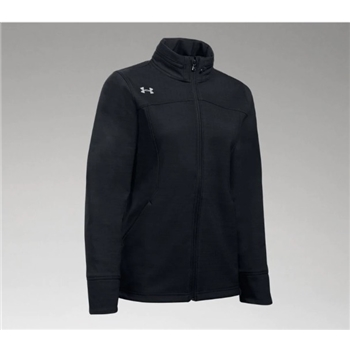 UNDER ARMOUR WOMAN'S BARRAGE SOFTSHELL WATERPROOF JACKET