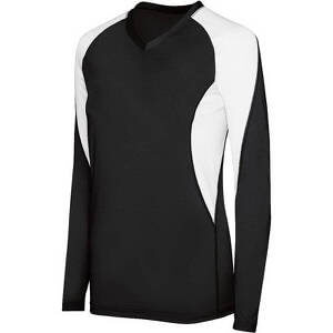 High Five Women's Long Sleeve Court Jersey