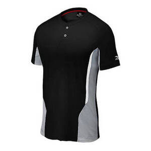 Mizuno Youth 's Elite 2-Button Jersey
