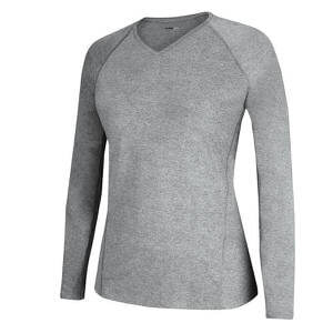 Adidas Women's Long Sleeve Climalite Tee