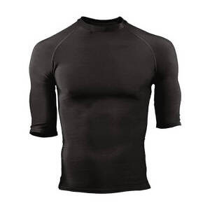 Badger Men's Pro-Compression 1/2 Sleeve Crew
