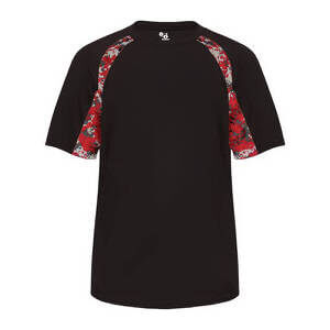 Badger Men's Digital Hook Tee