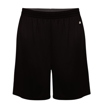 Badger Men's Ultimate Softlock Pocketed Short