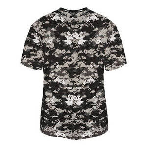 Badger Men's Digital Camo Tee