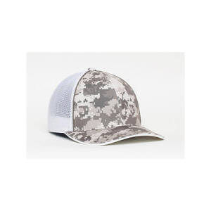 Pacific Headwear Digital Camo Trucker Mesh