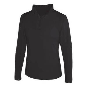 Badger Women's 1/4 Zip Ladies Lightweight Pullover