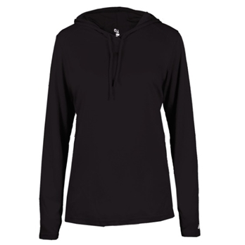 Badger Women's B-Core Hood Tee
