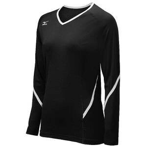 Mizuno Youth Techno Generation Long Sleeve Jersey