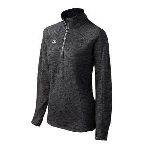 Mizuno Women's Elite 9 Flex 1/2 Zip Top