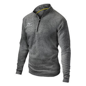 Mizuno Men's 1/2 Zip Fleece Pullover