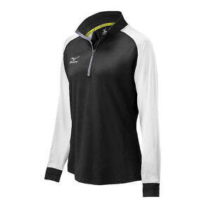 Mizuno Youth Elite 9 Prime 1/2 Zip Jacket