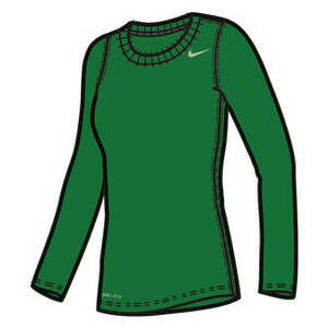 Nike Women's Legend Long Sleeve Tee