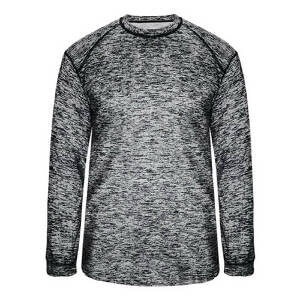 Badger Men's Blend Long Sleeve Tee