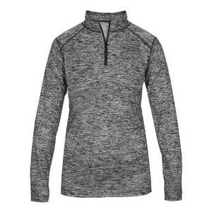 Badger Women's Blend Ladies 1/4 Zip Pullover