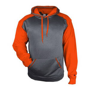 Badger Men's Sport Heather Hood